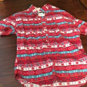 Other - Aztec type shirt